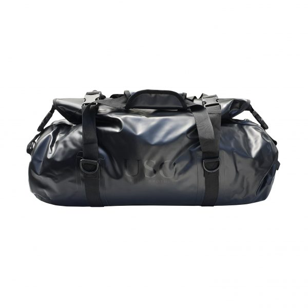 duffle bag done up