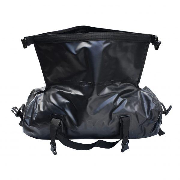 duffle bag open